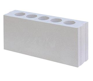 Пазогребневая перегородка 500х250х115 силикатная